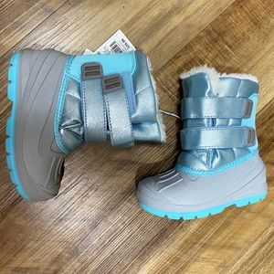 Cat & Jack Girls Toddlers Lev Winter Snow Boots
